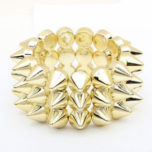 ShopHYPE_Punk_Gold_Spike_Bracelet