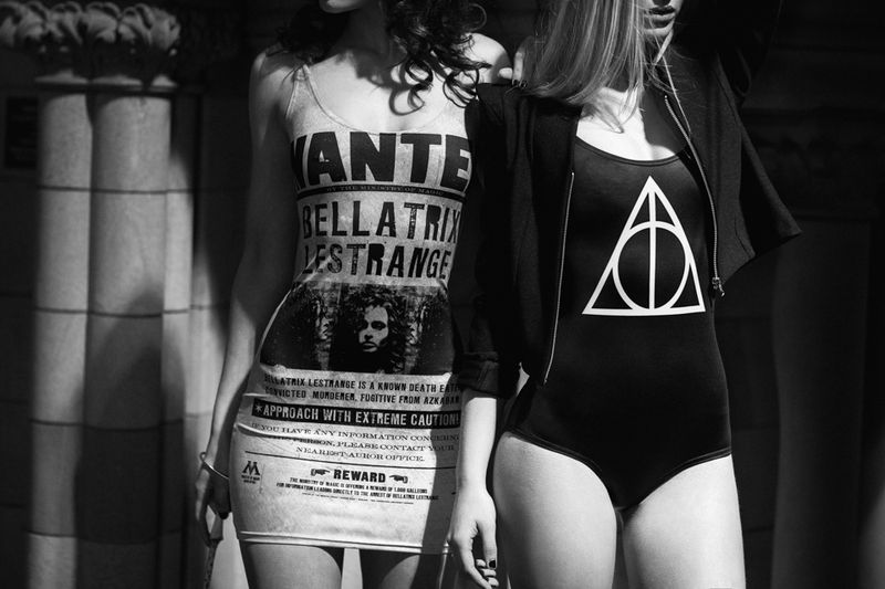 BlackMilk Clothing Launches Harry Potter Hogwarts Line