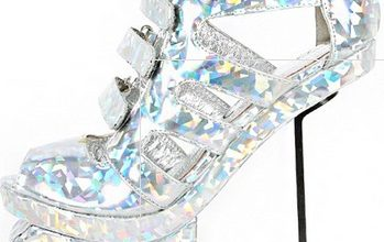 "Privileged Shoes Drops ""Jacker"" Holographic Madness For Fall"