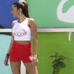 HypeGirls Red Highwaisted Shorts