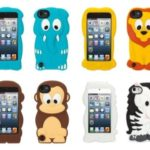 Animal Inspired iPhone 5 Cases