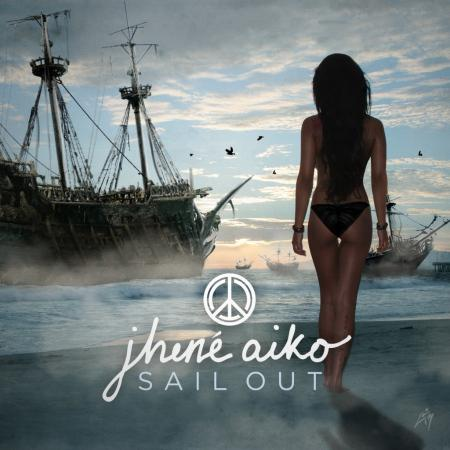 Jhene Aiko Sail Out