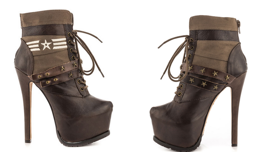 Skybox Boots By ZiGi Girl