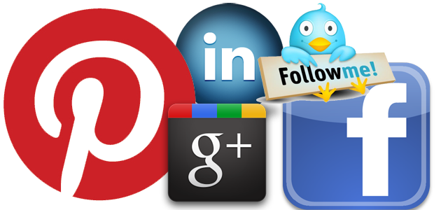 Social Networks Linkedin, YouTube, Google Plus