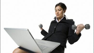 Quick Fitness Tips You Can Do On The Job