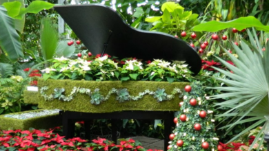 Repurpose furniture piano