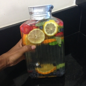 Rainbow Detox Water HypeGirls 3