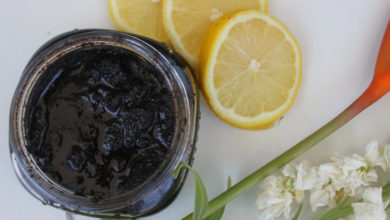 HypeGirls Citrus Coffee Scrub #GirlCult
