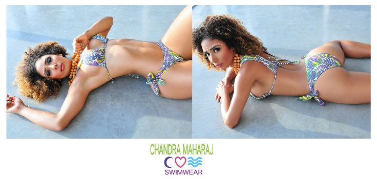 Chandra Maharaj Swimwear