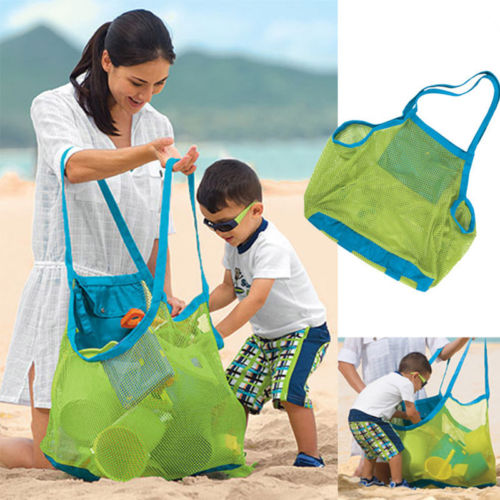 Get the Sand Away mesh beach bags for less on eBay!