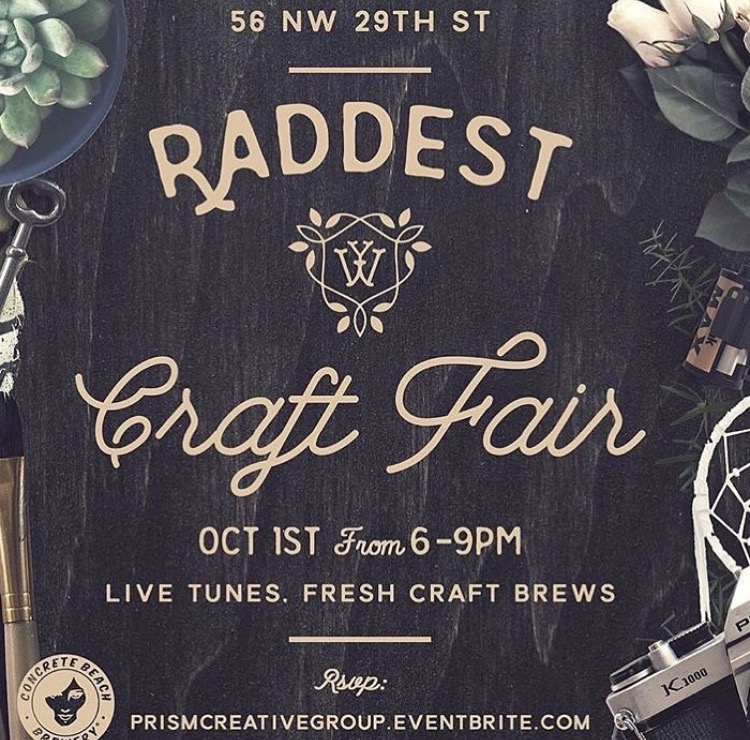raddest craft fair