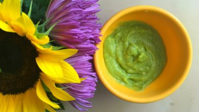 Avocado Honey Mask