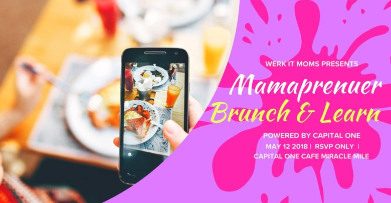 Mamaprenuer Brunch and Learn