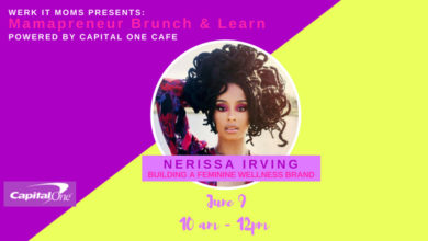 Mamapreneur Brunch & Learn